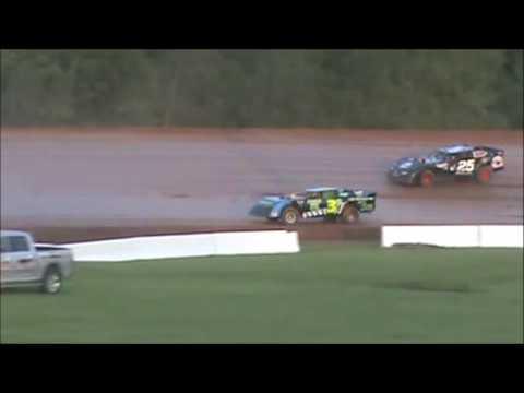 Brett McDonald Heat Race Lernerville Speedway 6/16/17