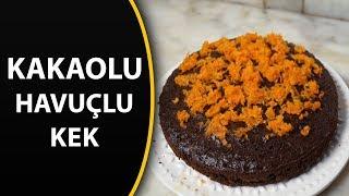 Kakaolu havuçlu kek tarifi - kek tarifleri