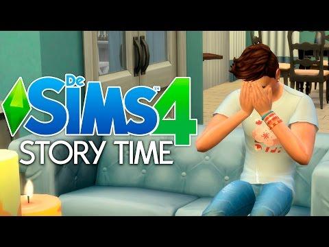 ''Niemand accepteert mij'' - De Sims 4: Story Time #1
