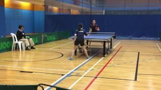 Publication Date: 2017-05-01 | Video Title: 20170430  中學校際乒乓球 女子4強精華 德望 VS
