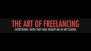 The Art of Freelancing with Noah Bradley - Everything I Wish They Had Taught Me in Art School thumbnail