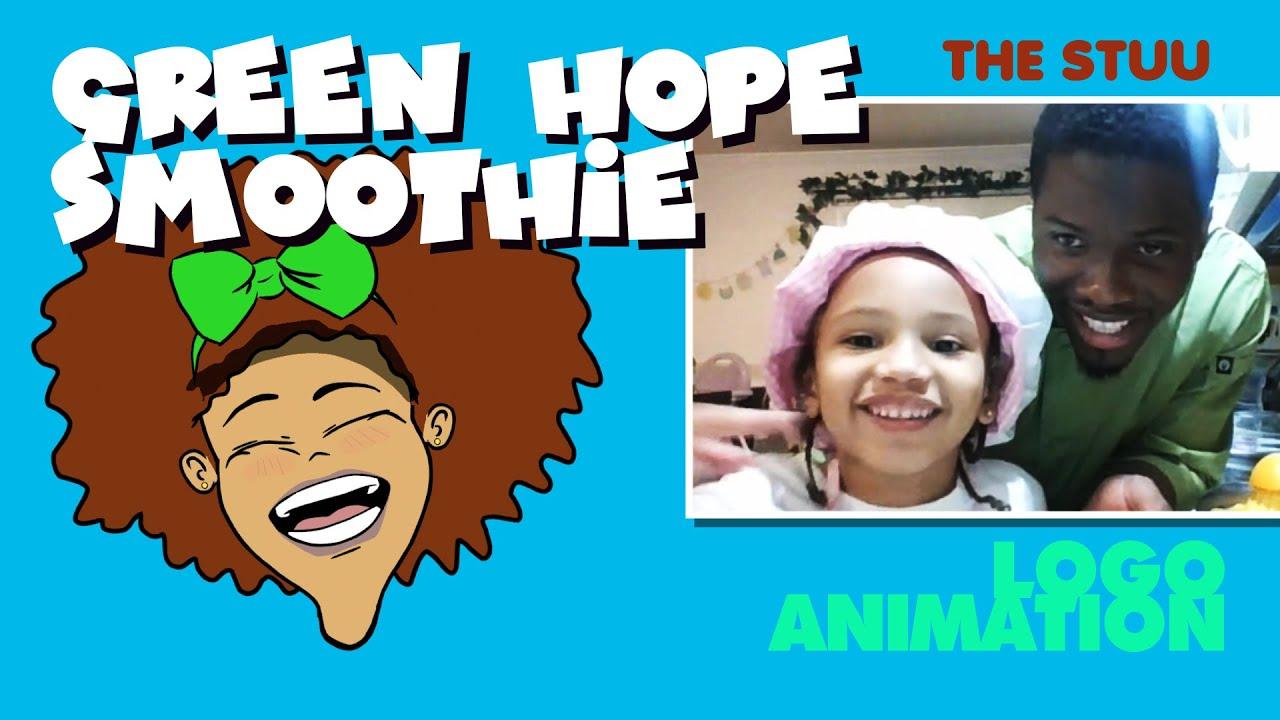 Green Hope Smoothie w/ Abu Sesay!