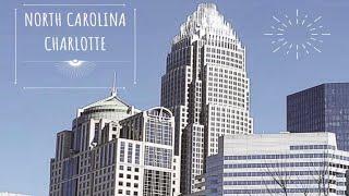 Une journée à Charlotte en Caroline du Nord / Voyage Aux Etats-Unis