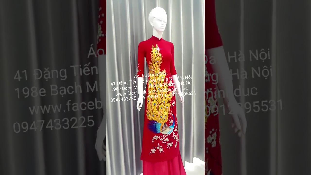 Xưởng may áo dài Nam đẹp ở Hà Nội
