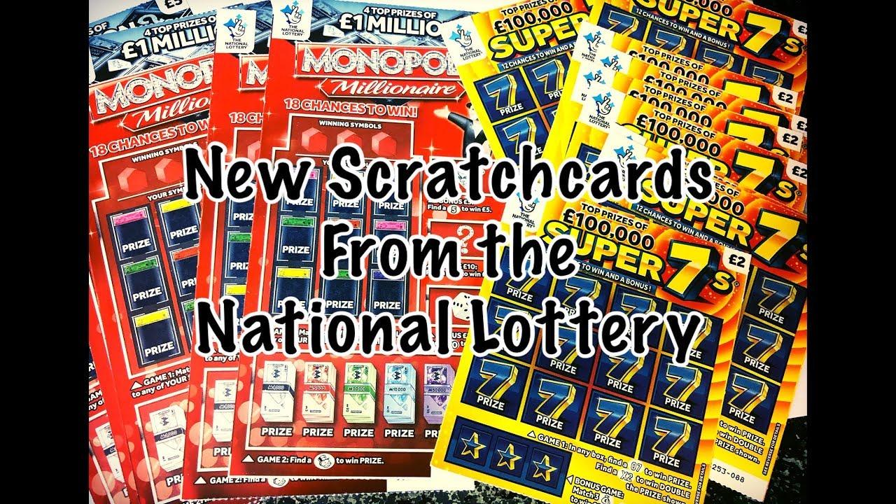 Scratchcards