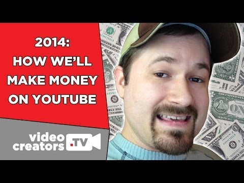 YouTube Revenue will Change in 2014