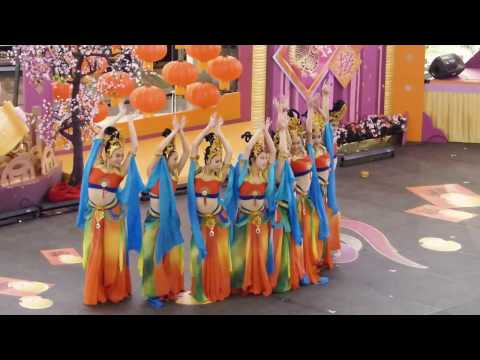2017 Vancouver CNY - Colours of Dance Academy #1 @ Aberdeen Centre Richmond ( 陳玲 舞蹈學院 雞年新春匯演)