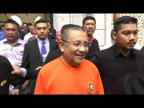 Isa Samad released from remand