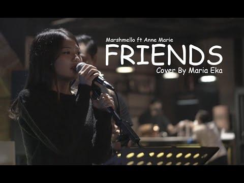 Friends cover by Mirriam Eka