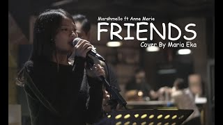 Gambar cover Friends cover by Mirriam Eka