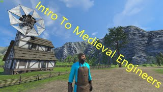 S0E1 Introduction To Medieval Engineers