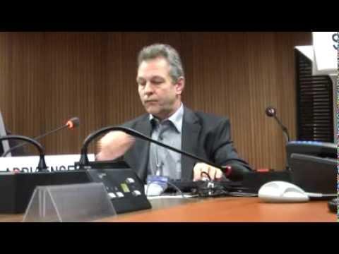 Dirk Adriaensens talk in HRC Geneva 03 November 2010