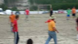 FIESTAS CUCHARETAS 2008 (CORTES DE BAZA)-PARTIDO DE FUTBOL