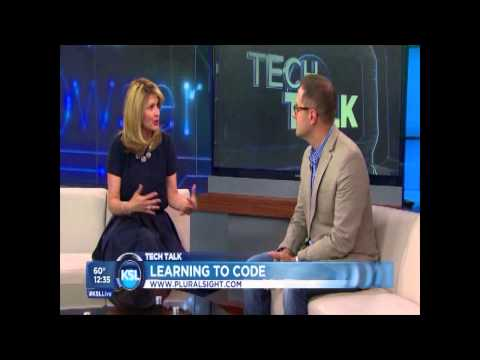 CEO Aaron Skonnard talks about the importance of coding