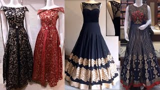 Latest Party Wear Dresses Designs Collections 2019   today fashion