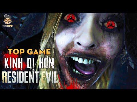 Top Game Kinh Dị ĐÁNG SỢ HƠN Cả Resident Evil I 90% Fan Capc