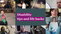 Disabled people's life hacks: tips for clever adaptations around the home