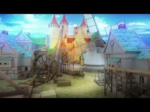Enchanted Realm iPad Trailer