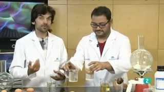 Ciencia y huevos.