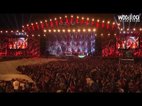 The Dead Daisies - Concert For Freedom (Live at Woodstock Festival Poland 2017)