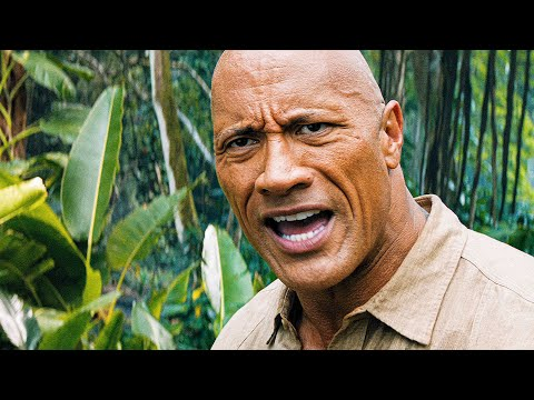 JUMANJI: THE NEXT LEVEL - 10 Minutes From The Movie (2019)