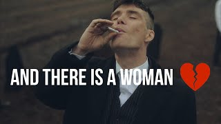 And there is a woman - Thomas & Grace - Peaky Blinders