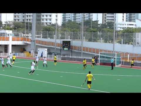 World hockey league Singapore. Malaysia beat Oman 7-0