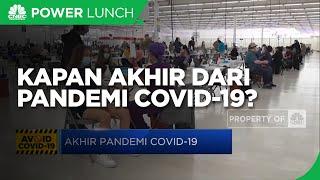 Kapan Akhir dari Pandemi Covid-19? Ini Proyeksi Bos Pfizer