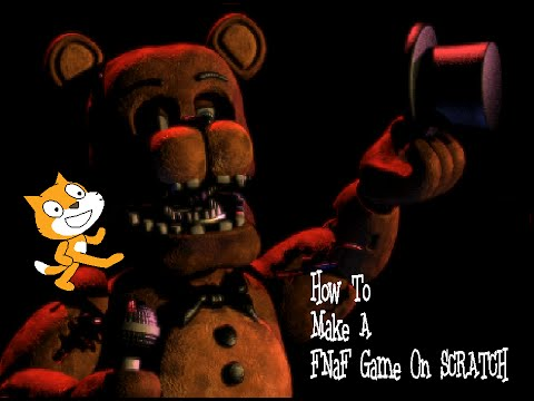 How To Make A FNaF Game On Scratch|The Menu| by Instant Gaming