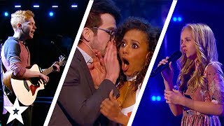Judges Cuts Week 2 | Chase Goehring, Evie Clair and MORE!! | America's Got Talent 2017