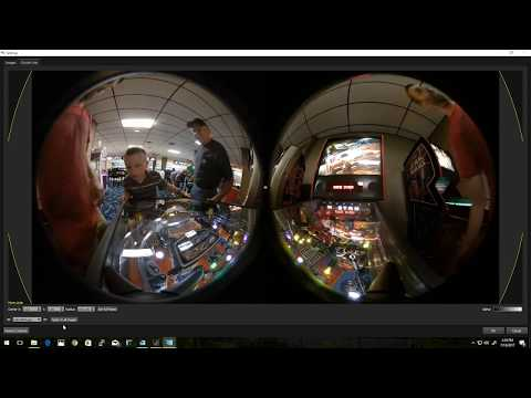 No Control Points! Stitching single image 360 videos (Xiaomi Mi Sphere) in Kolor Autopano Video