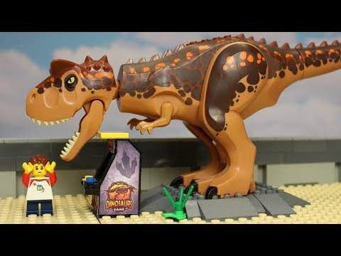 LEGO JURASSIC WORLD ARCADE 2
