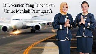 13 Dokumen Yang Diperlukan Untuk Menjadi Pramugari : Sekolah Pramugari Jogja Air Crew