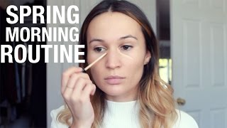 My Spring Morning Routine / ttsandra thumbnail