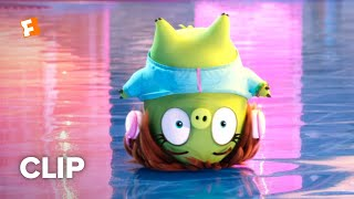 The Angry Birds Movie 2 Movie Clip - Dance Off (2019) | Fandango Family