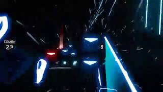Beat Saber HARDEST CUSTOM SONG EVER.
