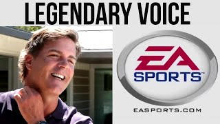 """""""EA SPORTS, IT'S IN THE GAME"""" Andrew Anthony - legendary EA voice story"""