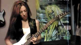 Iron Maiden - The Ides of March (cover)