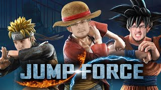 Volle Anemi Explosion - Dragon Ball, One Piece, Naruto in Jump Force