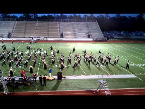 Tomball High School Band 2012 DeKaney Showcase