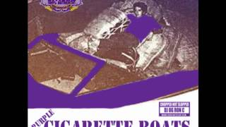 *NEW* CURRENSY PURPLE CIGARETTE BOATS 76 TURBO JET HARRY FRAUD