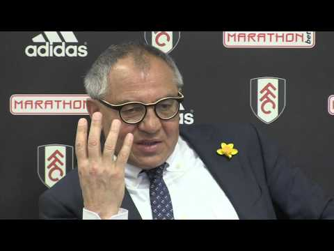 Felix Magath: I know we'll survive but not when Mitroglou will play