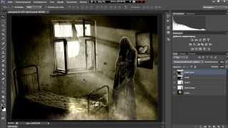 Замена фона в photoshop cs6 (LiveN Design)