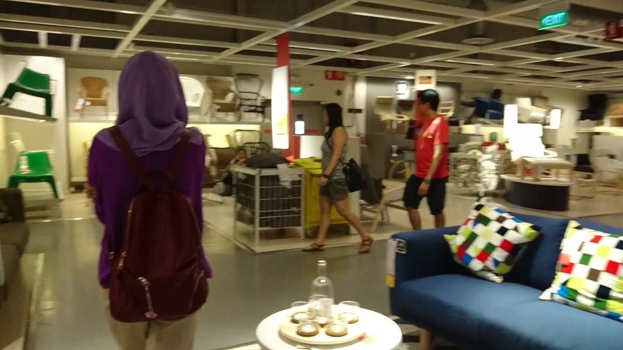[VISIT SINGAPORE] Inside IKEA TAMPINES (Full HD)