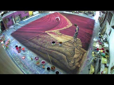 Scenic Art — Opera Australia's 2015 production of Faust