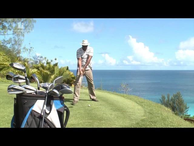 Video over Lemuria Golf Course op de Seychellen 2