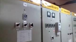 Відеоекскурсія по підстанції (електростанції), щит власних потреб (ЩСН-0,4 кВ)