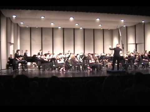 Symphonies of Gaia (EPHS Wind Ensemble)