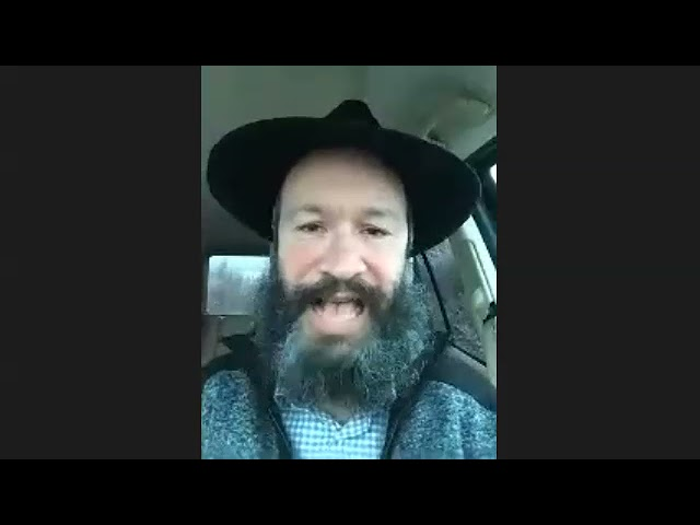 Jewish Life in Wyoming w/ Rabbi Zalman Mendelsohn