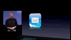 Apple iPhone OS 4.0 : Unified Inbox
